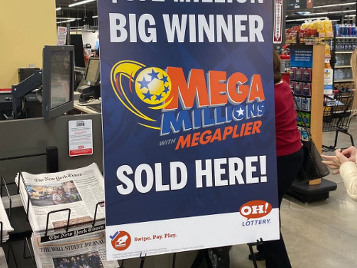 Winner comes forward to claim $375 million Mega Millions ticket sold at Mentor Giant Eagle