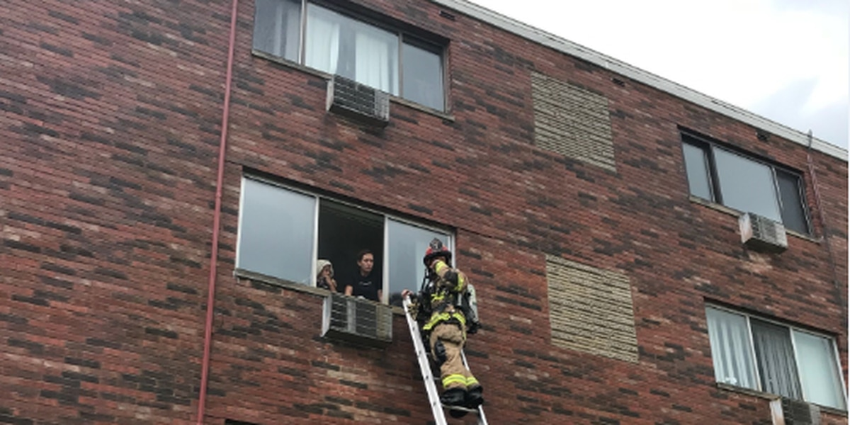 Evacuation order posted at Richmond Heights apartment days after fatal fire