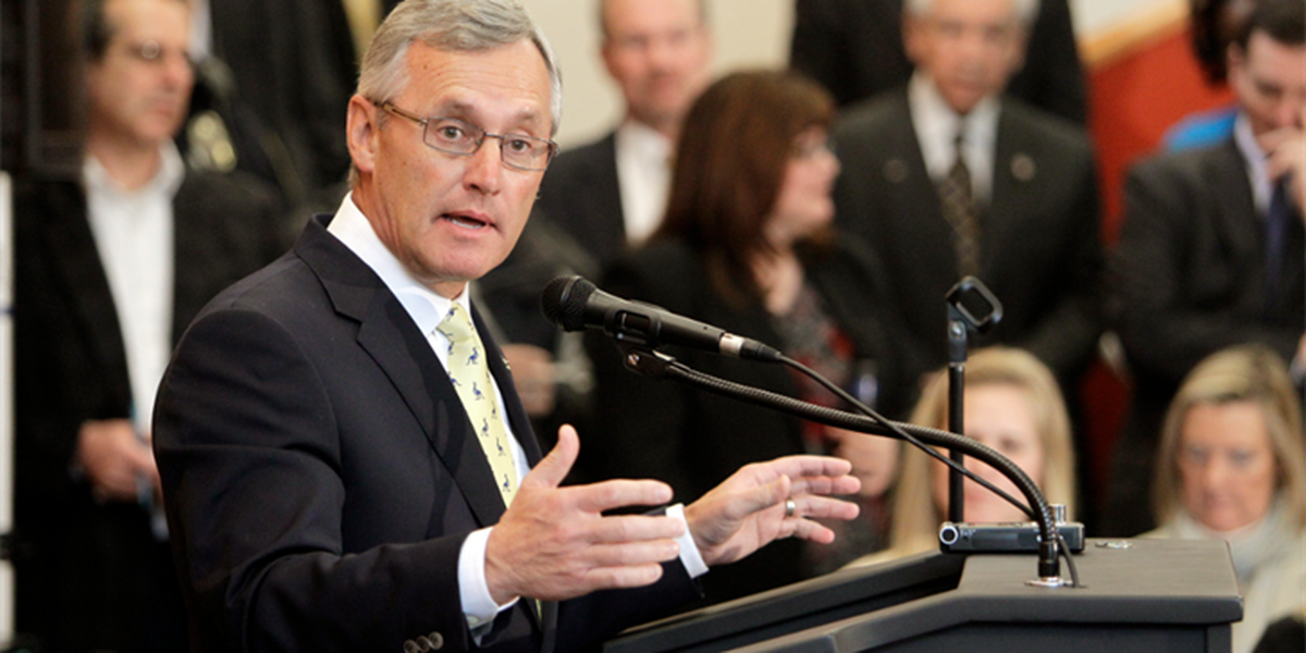 Jim Tressel will not run for US Senate