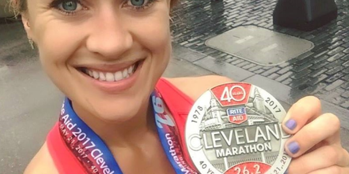 Join Shelby Miller as she trains for the Cleveland Marathon