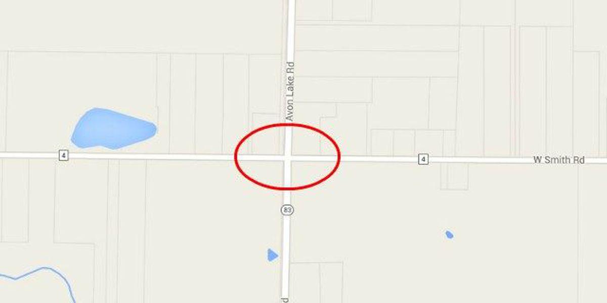 2 dead, 2 injured in Medina County crash