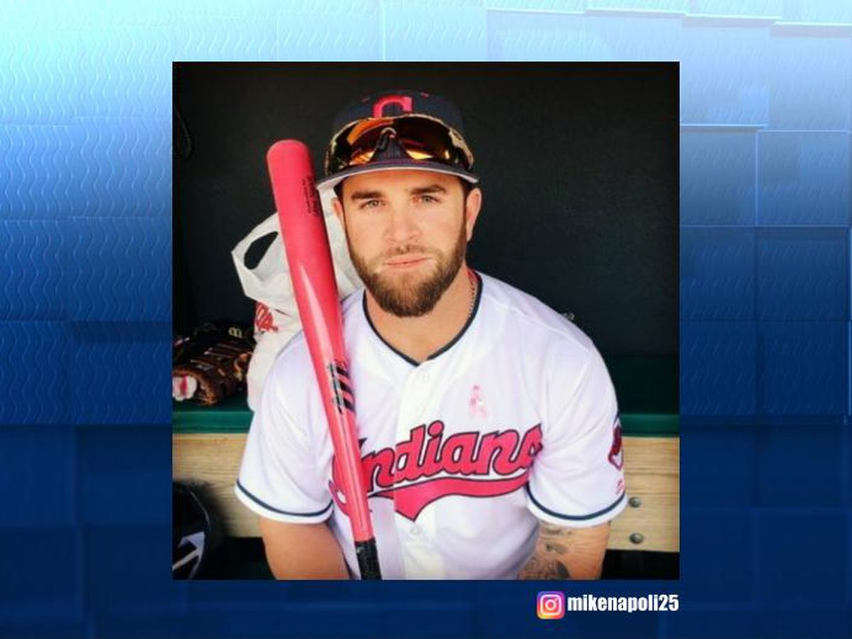 Former Indians player Mike Napoli announces his retirement