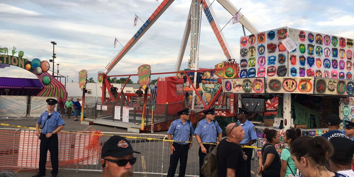 Agriculture official: No 'red flags' in assembly of Ohio State Fair ride that killed 1