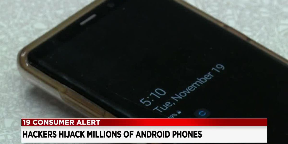 Android users at risk of being hacked until completing new software update