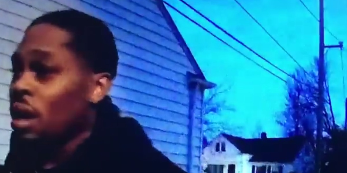 South Euclid Police: Man chased, arrested after threatening to shoot ex-girlfriend (BODY CAM VIDEO)
