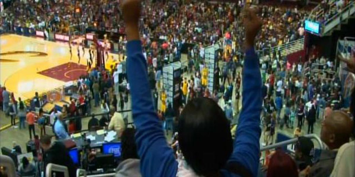 Tickets for the Cavs vs. Warriors Game 2 Watch Party are sold out