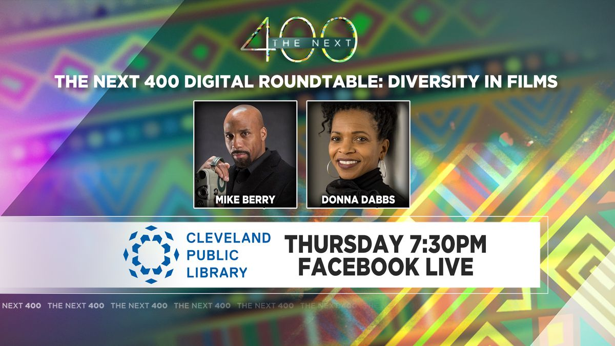 The Next 400: 19 News and Cleveland Public Library team up for film diversity discussion