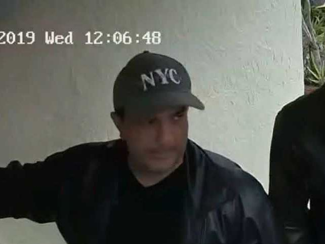FBI impersonators caught on camera invading FL home