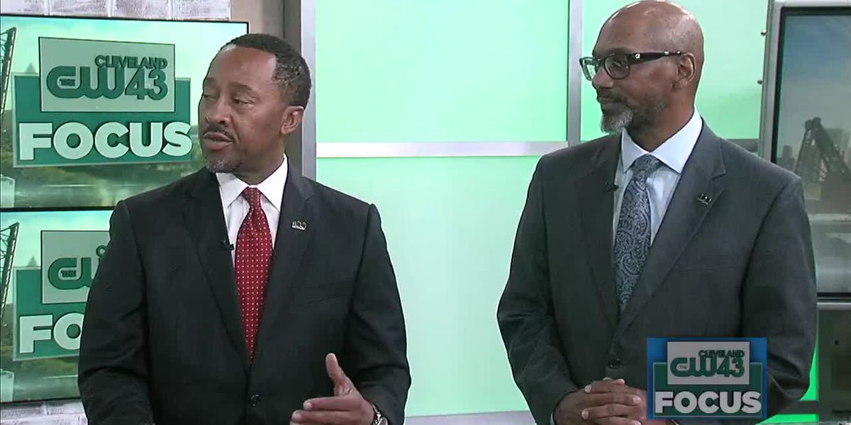 CW 43 Focus: What's the goal of 100 Black Men of Greater Cleveland? (part 1)