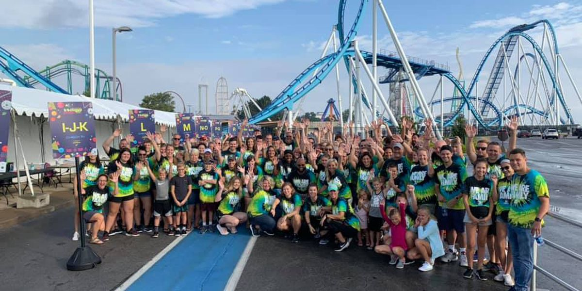 LeBron James brings 'Taco Tuesday' to Cedar Point for LJFF reunion (photos, video)