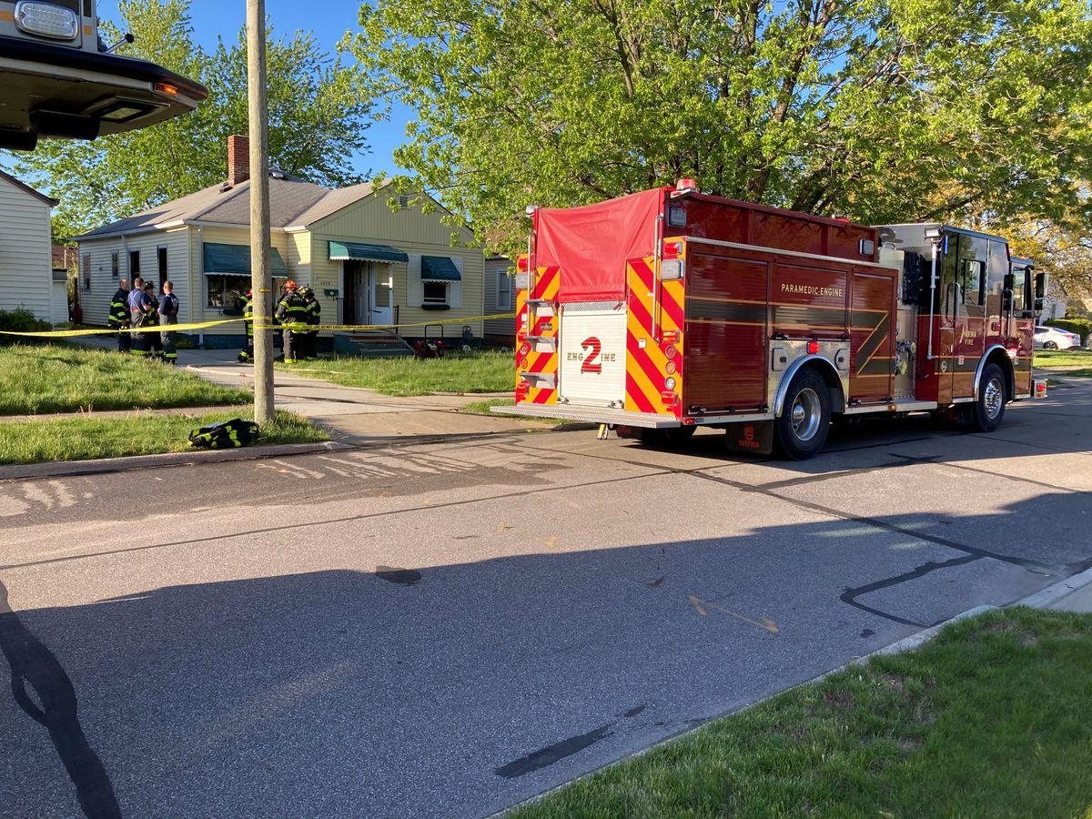 Elderly Parma woman killed in house fire
