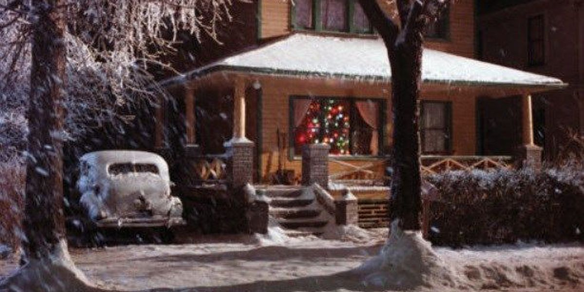 $8,700 gets one 'Christmas Story' fan a night to remember