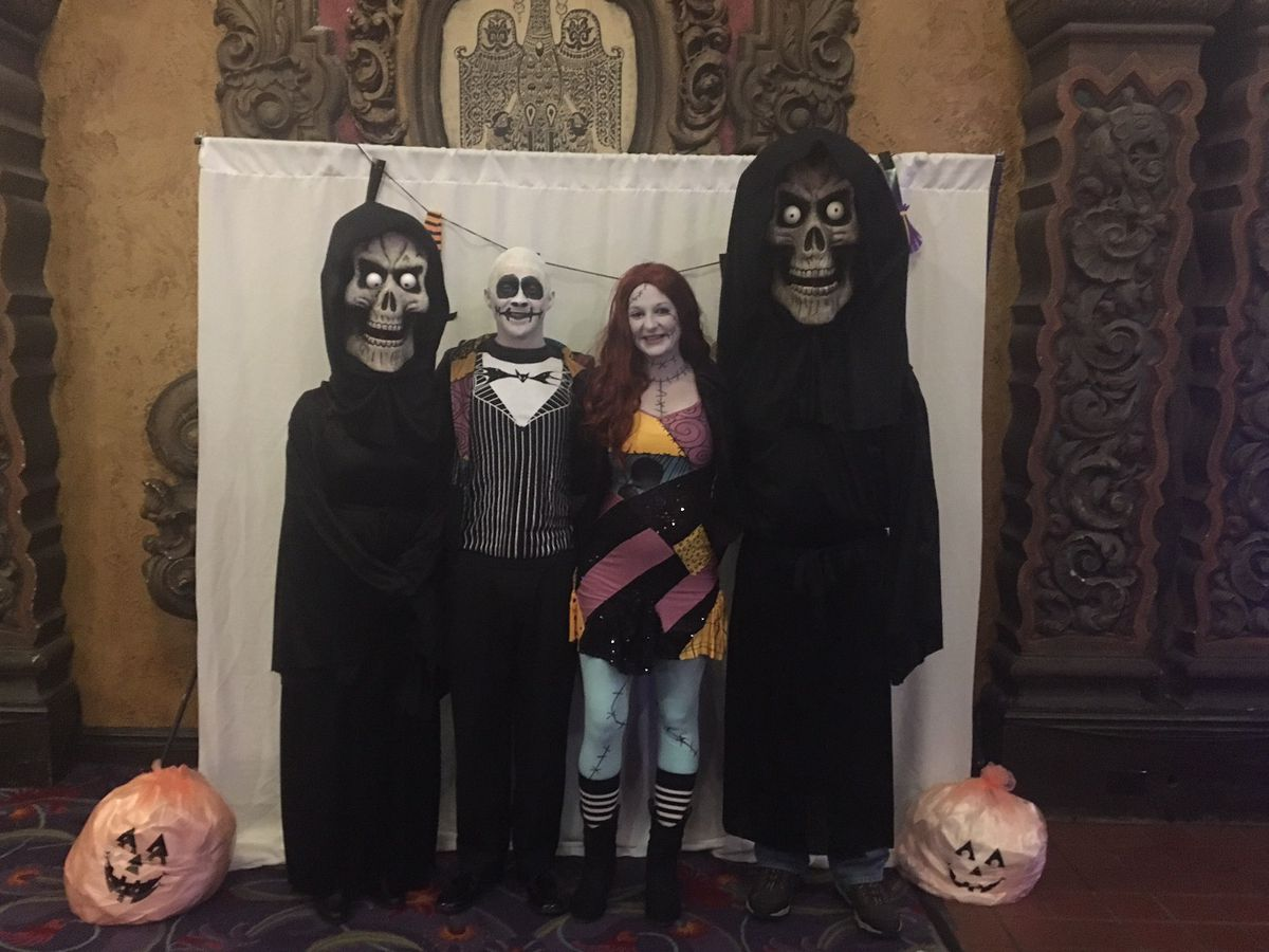 Akron court to host Halloween-themed weddings