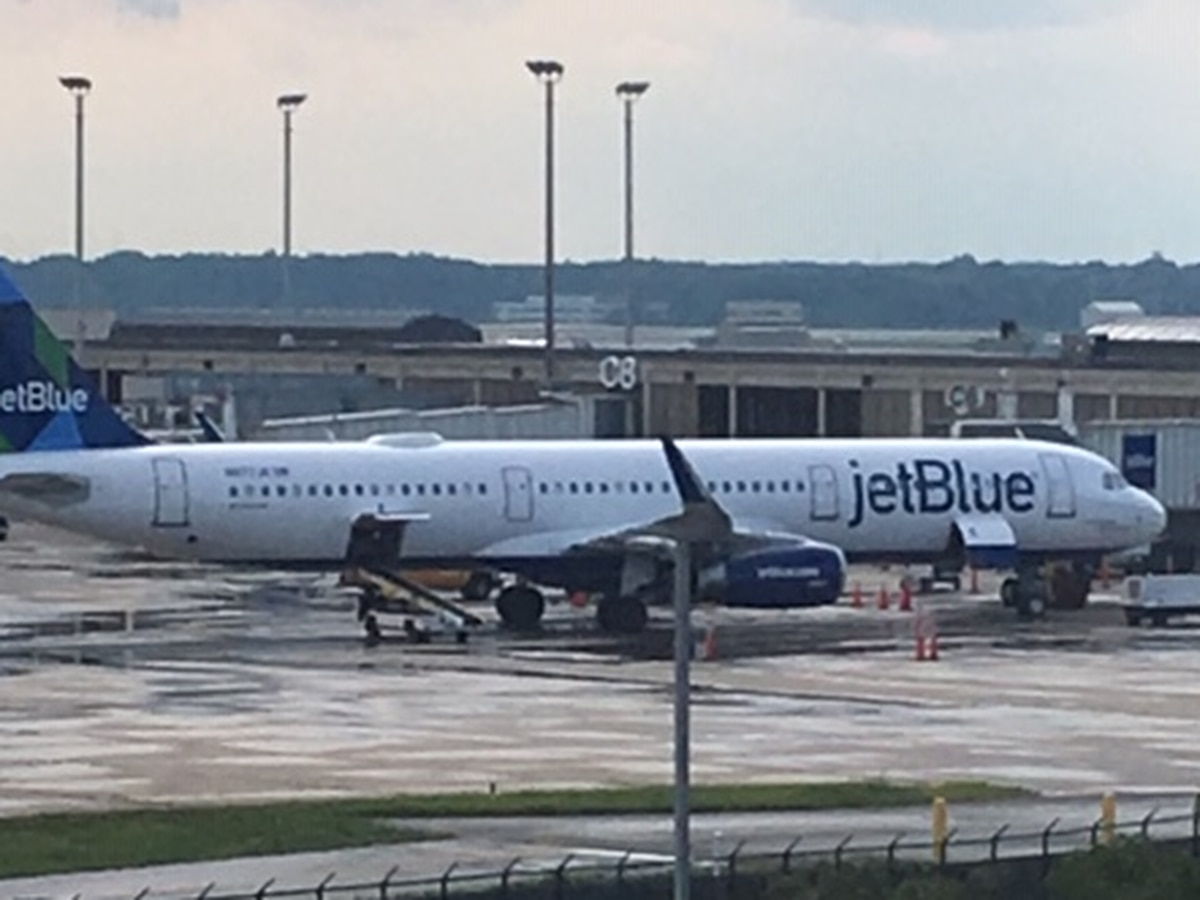 Plane carrying 153 passengers lands safely at Cleveland Hopkins International Airport after smoke fills cockpit