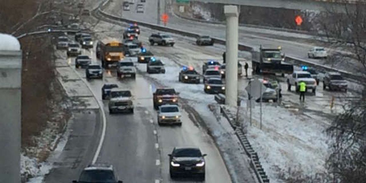 Woman killed on I-490 has been identified