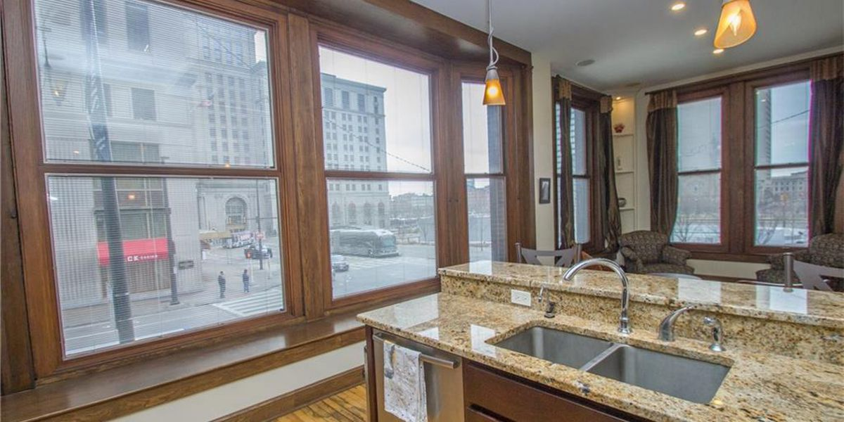 What it's like to live in a $795,000 luxury condo on Cleveland's Public Square (photos)