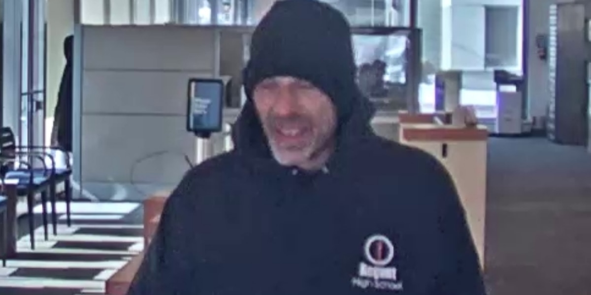 Cleveland FBI searching for bank robbery suspect