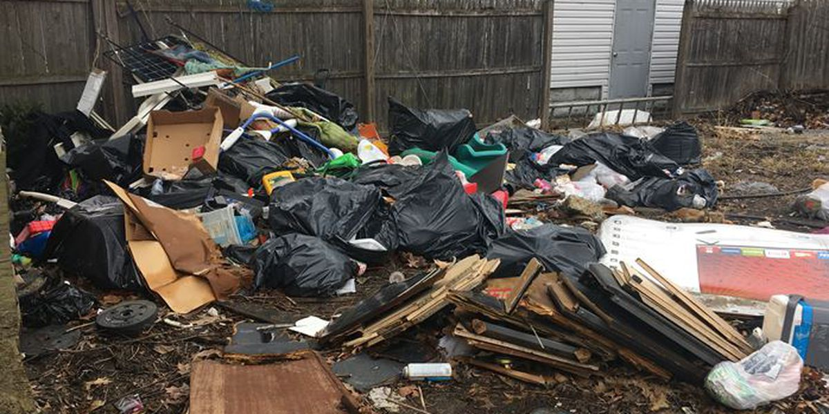 Illegal dumping in Slavic Village has residents feeling helpless