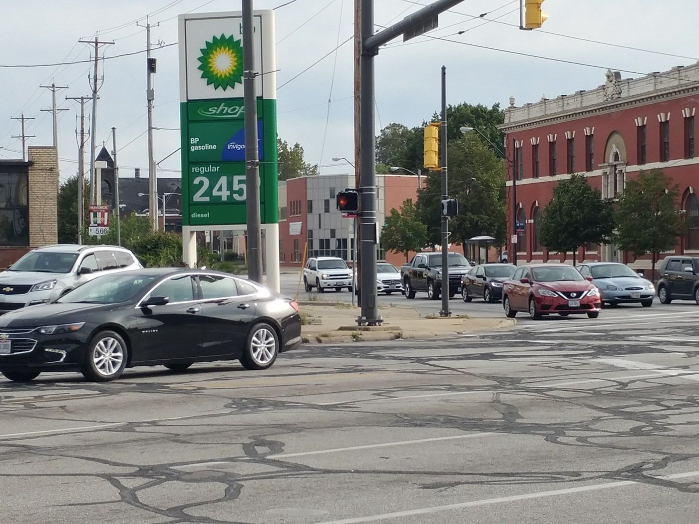 Cleveland Gas Prices >> Hurricane Harvey Impact Triggers Rise In Cleveland Gas Prices