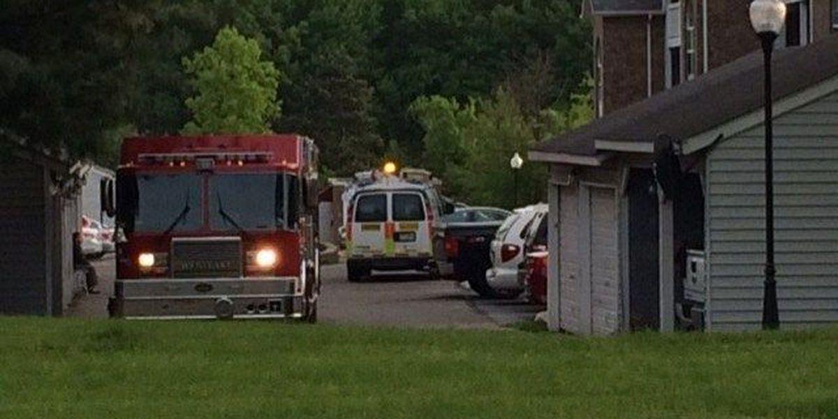 Gas problem at Westlake apartment displaces dozens