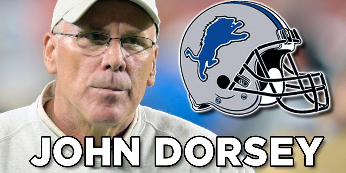 Former Browns GM John Dorsey heads to Detroit Lions