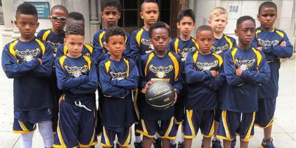 8-year-old's AAU season is set, thanks to Kyrie Irving