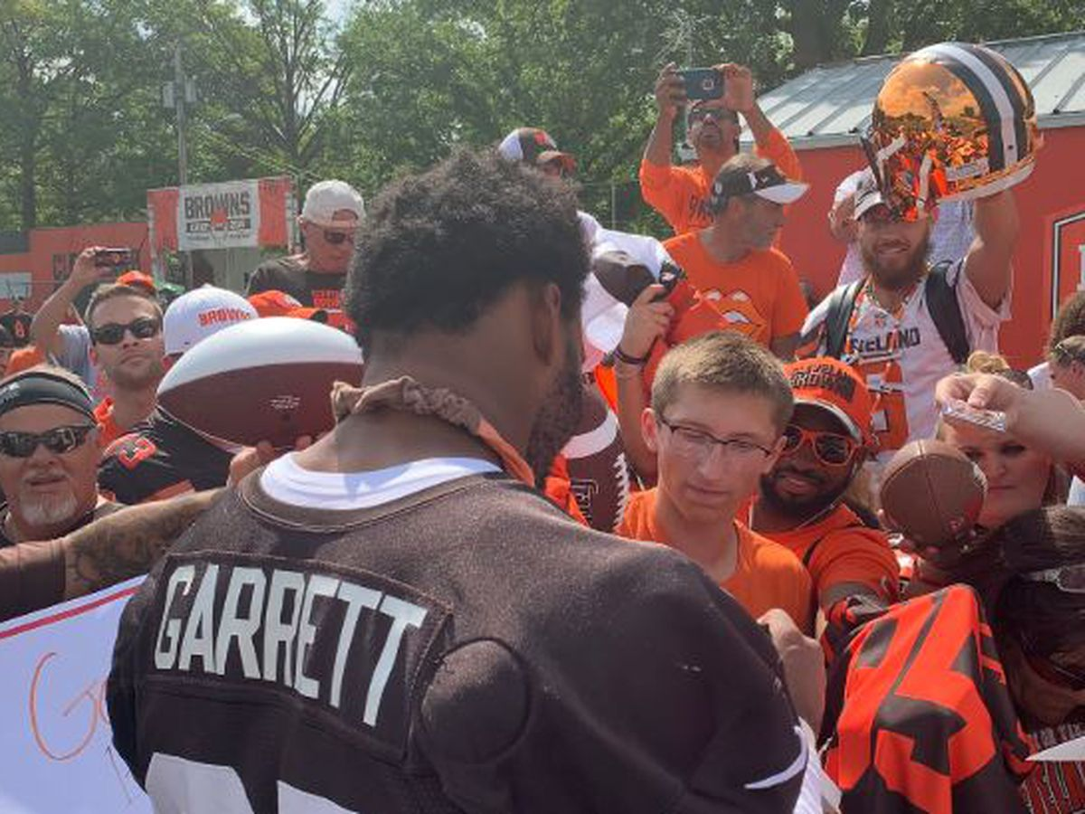 Cleveland Browns end training camp on a good note, sprint full speed into regular season