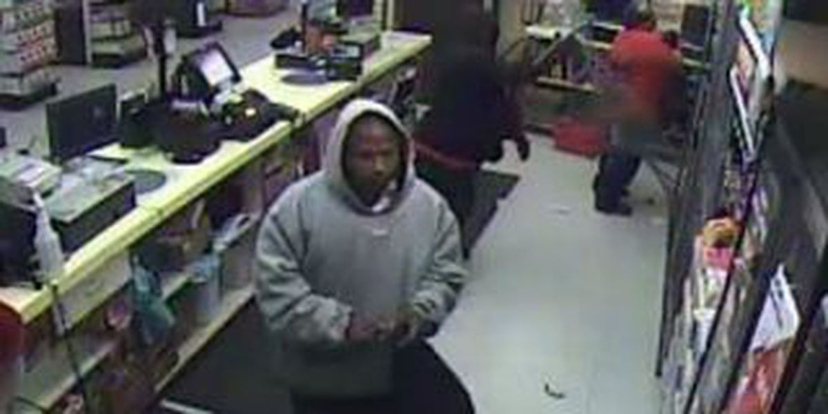 CAUGHT ON CAM: Serial store robbers are soon to be identified