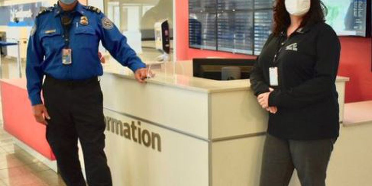 TSA agent's co-worker at Cleveland Hopkins International Airport credited with saving his life