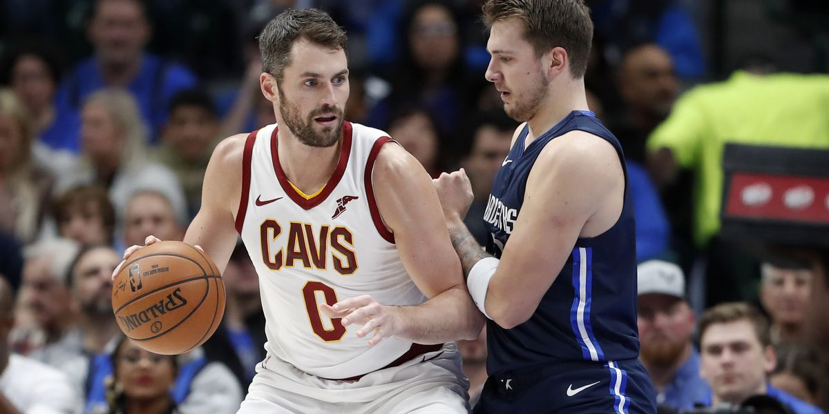 ESPN reports Cavs are ready to listen to trade offers for Kevin Love