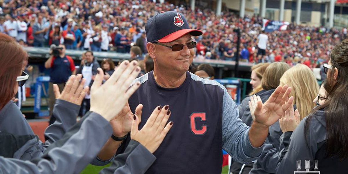 Cleveland Indians personnel donate $1 million to local organizations to curb youth violence