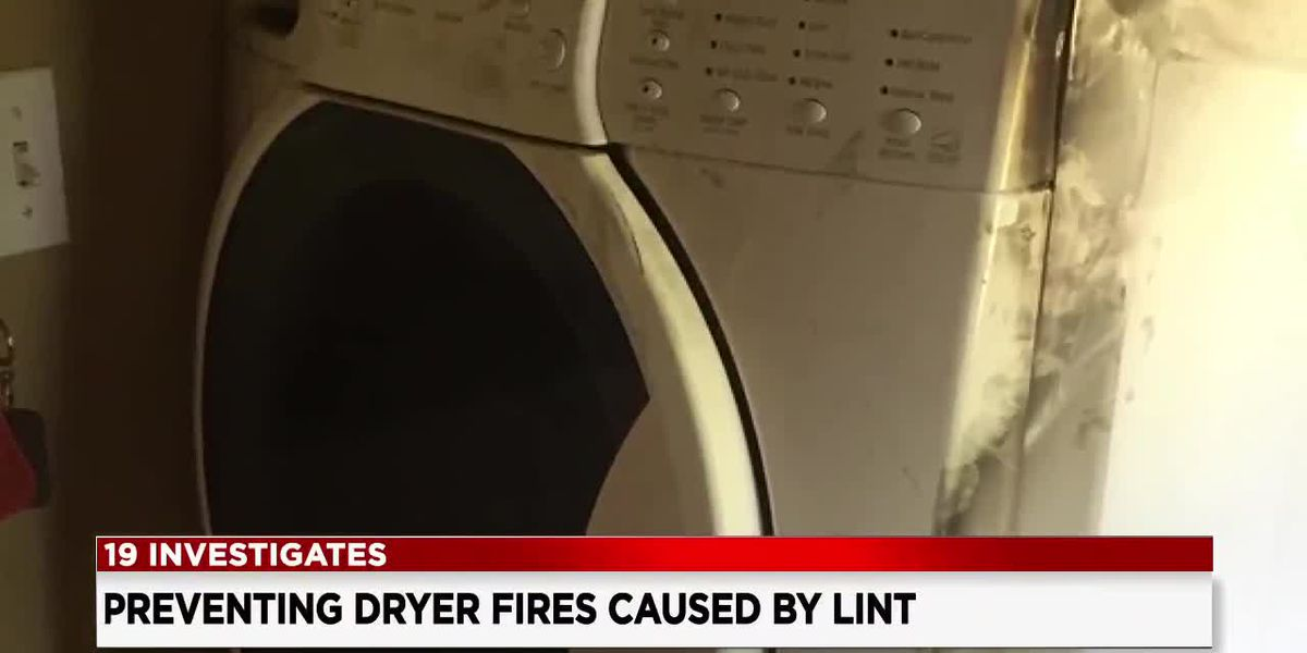 What can you do to prevent dryer fires in your home?