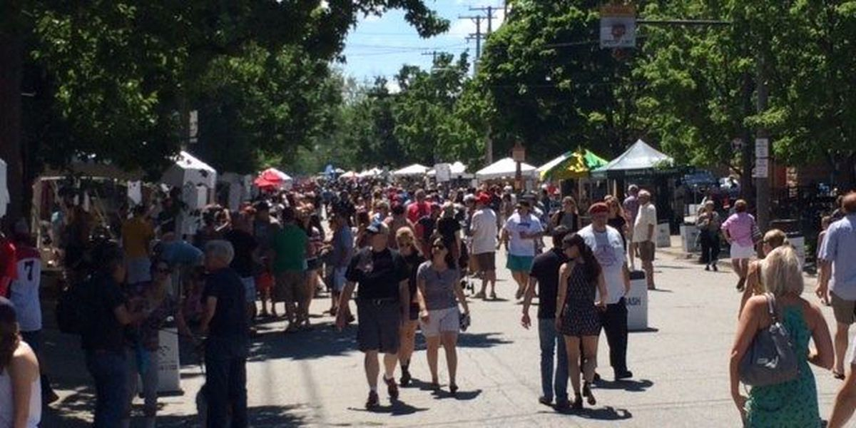 A look at the 14th Annual Taste of Tremont festival Sunday