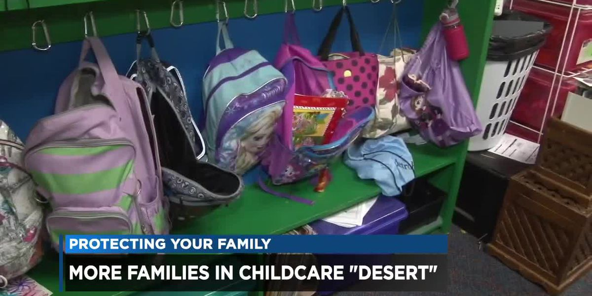 Report: Quarter of Ohioans lack access to child daycare