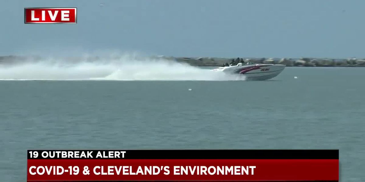 Air quality has improved in Ohio, but Lake Erie pollution remains problematic