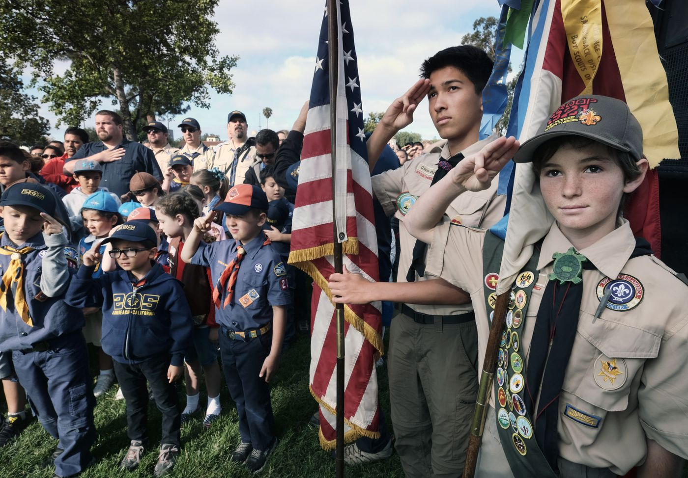 Boy Scouts files for bankruptcy due to sex-abuse lawsuits
