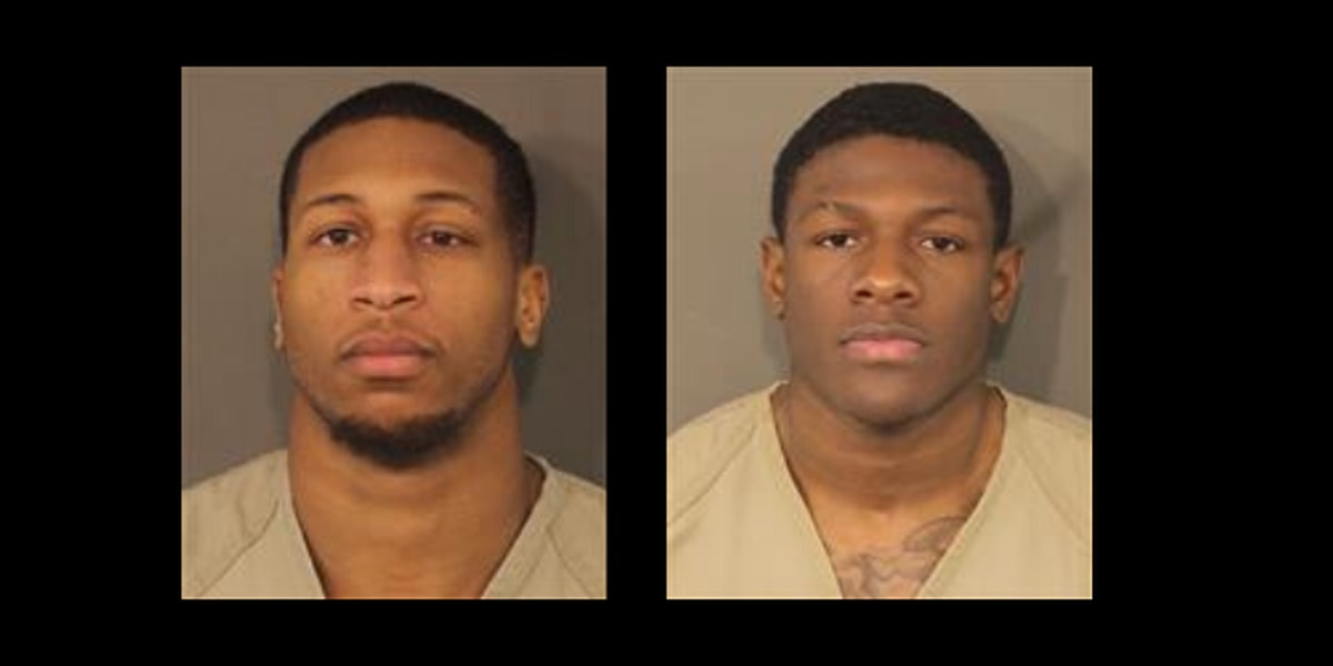 UPDATE: Ohio State football players Jahsen Wint, Amir Riep charged with rape and kidnapping