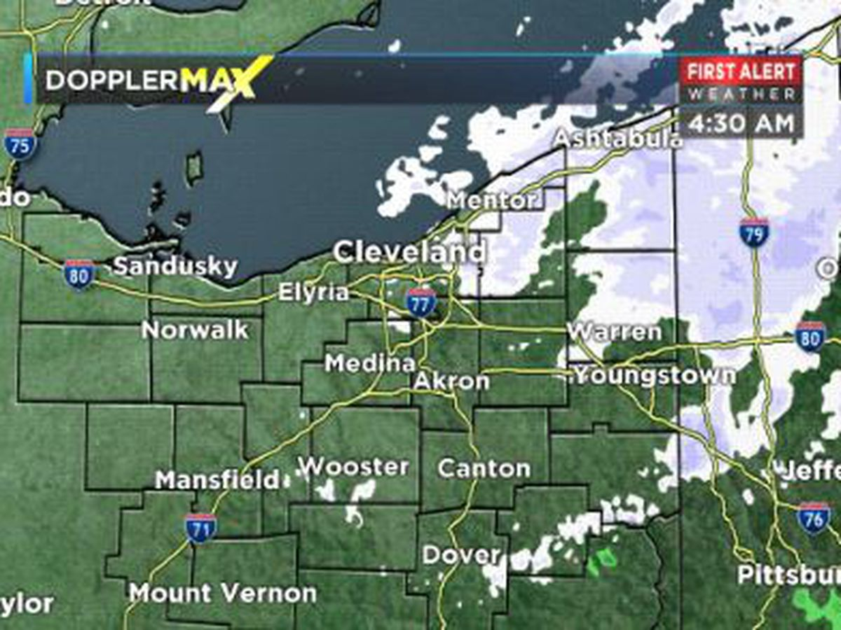 Northeast Ohio Weather: Winter Storm Watch starts tonight