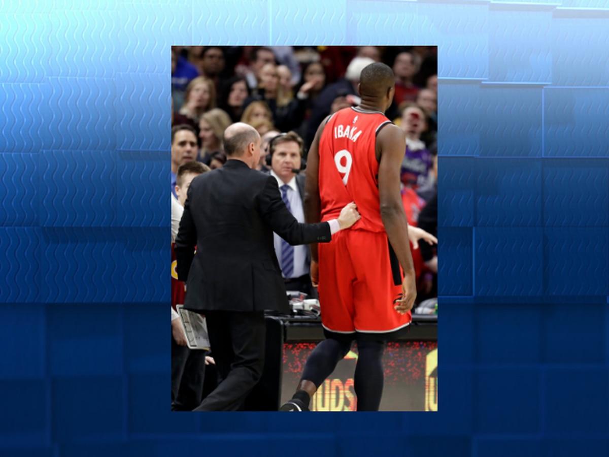 Marquese Chriss, Serge Ibaka brawl in Cavaliers' win over Raptors (video)