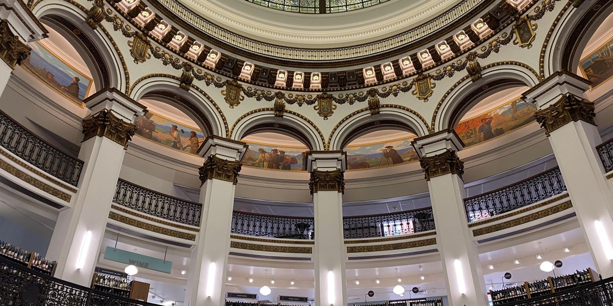 Downtown Heinen's, a symbol of Cleveland's resilience and renaissance, reopens after riots