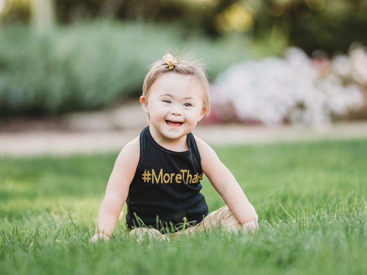 Strongsville girl with Down syndrome celebrates 2nd birthday after beating cancer twice