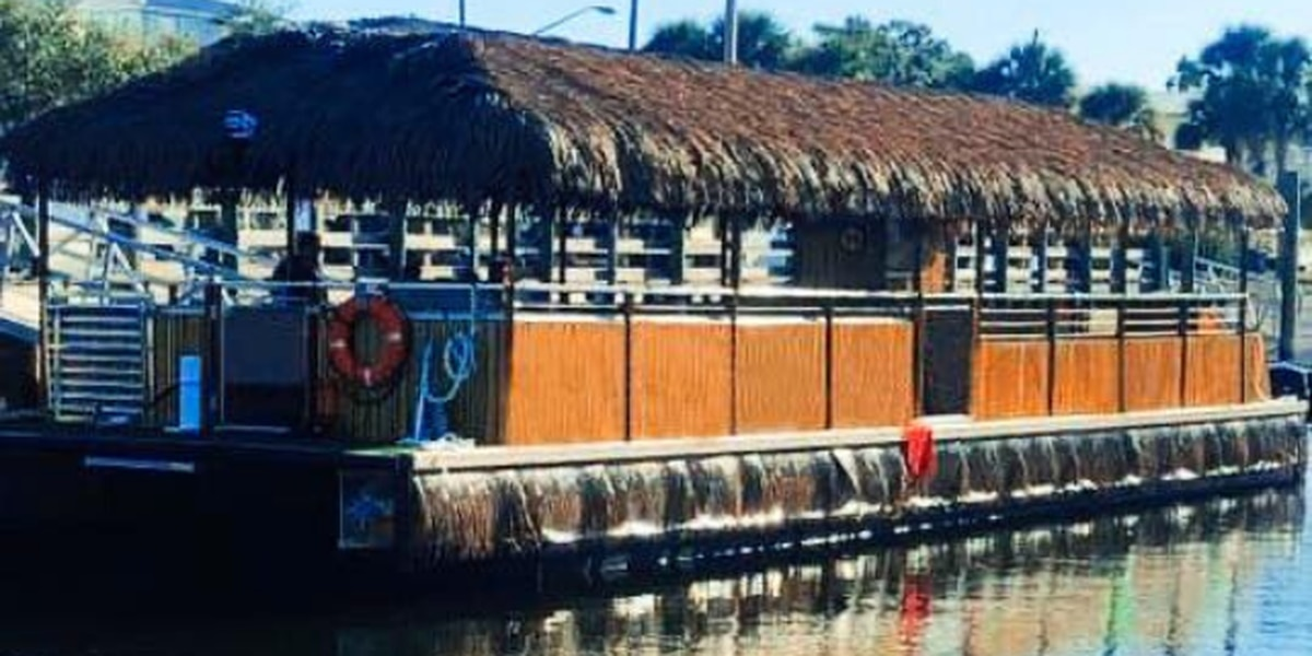 BYOB floating Tiki bar to launch in Cleveland for summer 2020