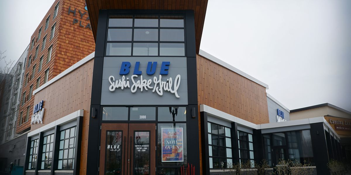 Blue Sushi Sake Grill finds home in Crocker Park, excited to serve Cleveland