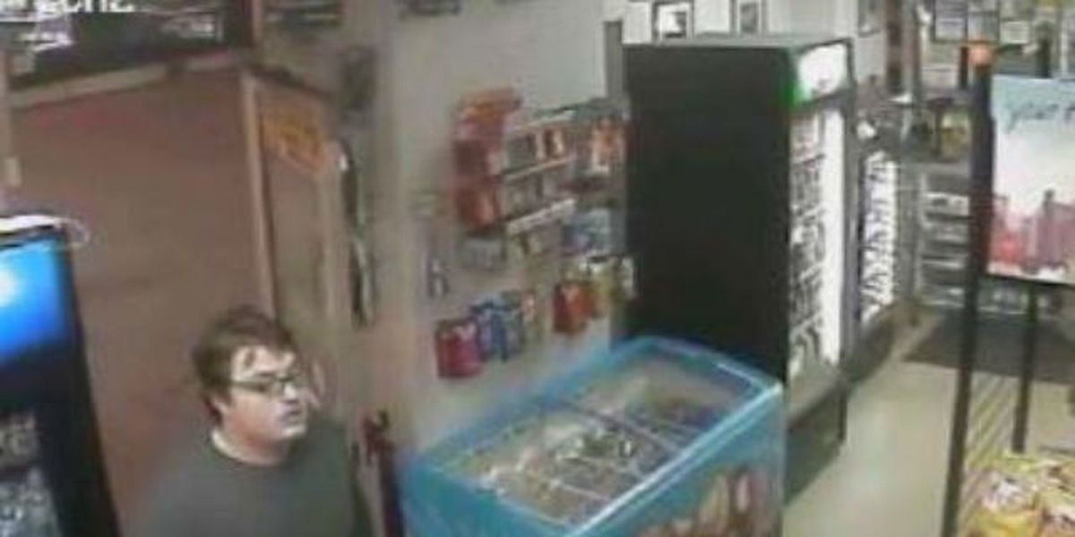 Deputies search for suspect in convenience store assault