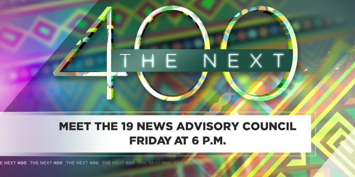 Meet the 19 News advisory council for 'The Next 400' series