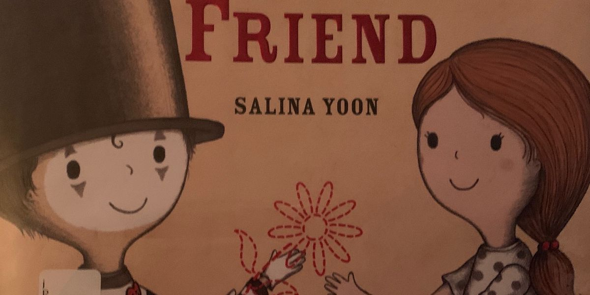 A child searches for a true friend in Wednesday's book on Story Time with Jamie Sullivan