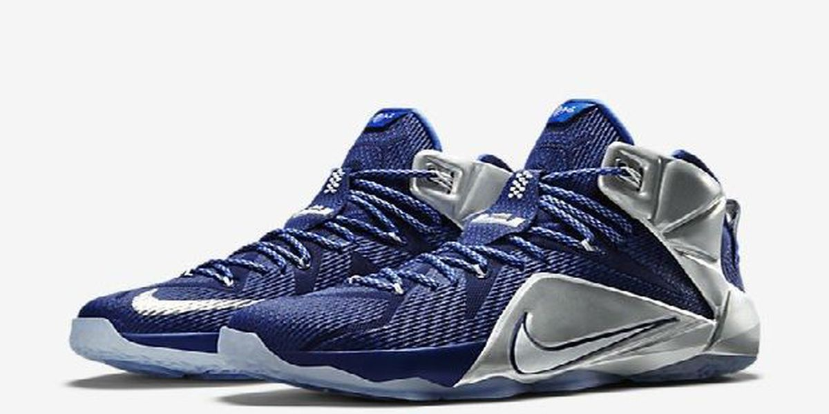 LeBron and Kyrie's Popular Shoes