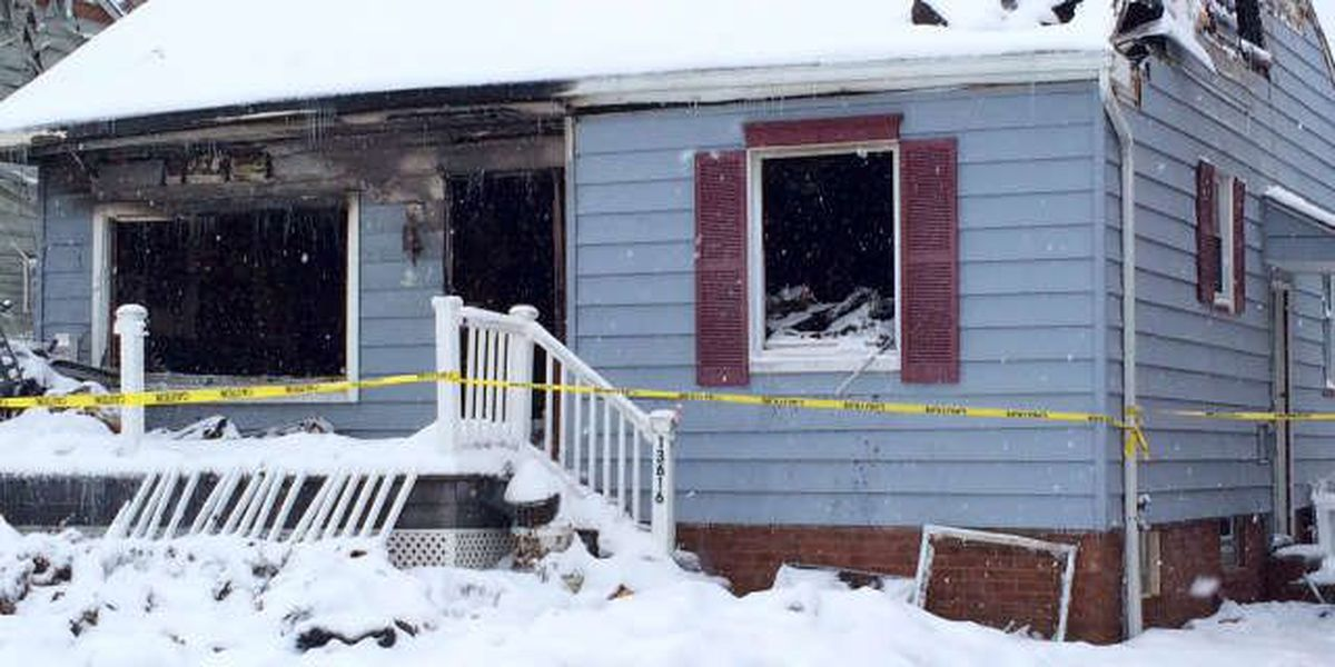 Garfield Heights fire claims one life