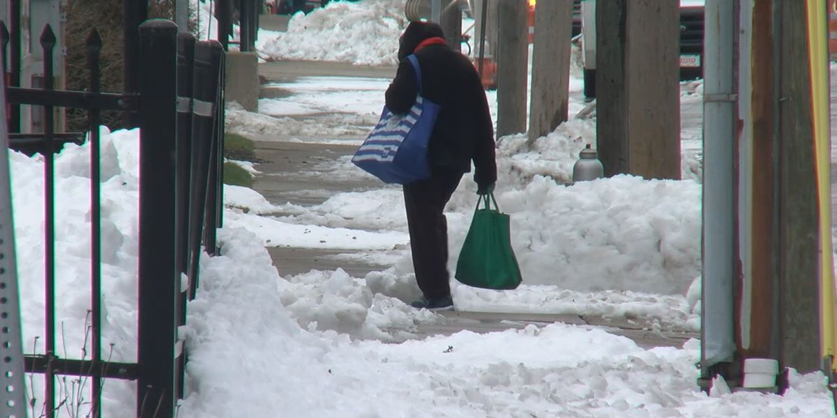 Days after Christmas snowstorm, several spots in Cleveland still aren't cleared of snow and ice