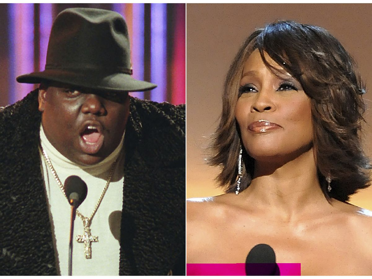 Whitney Houston, Biggie, Doobie Brothers among inductees for 2020 Rock and Roll Hall of Fame class